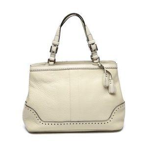 COACH Hampton Fringe Handbag